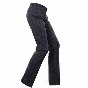 callaway pantalon thermal carreaux cgbf6016 noir 002 h16 With pantalon carreaux homme