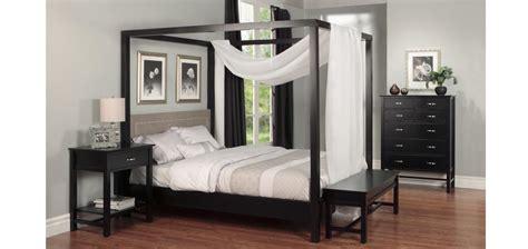 brooklyn canopy bedroom set bedroom furniture fine oak