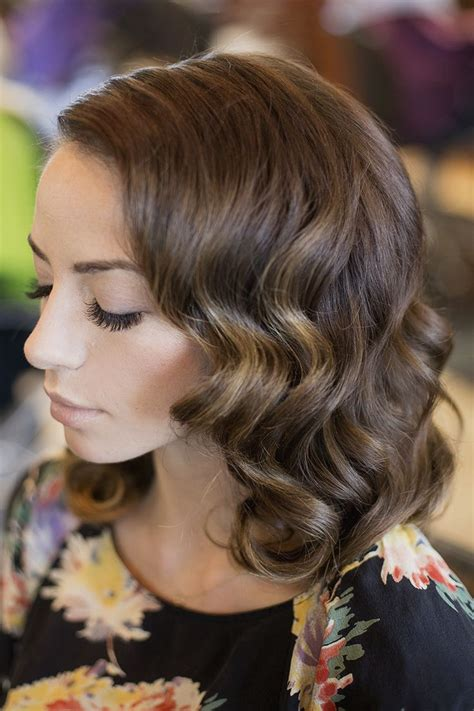 30 vintage hairstyles for medium length hair