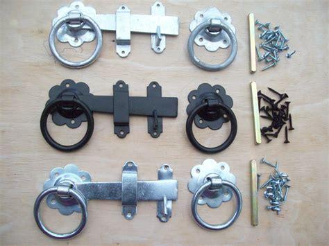 ring gate latch set ironmongery world