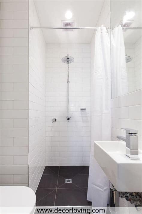 white subway bathroom tiles  renovate  bathroom