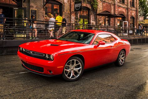 Dodge taps into its muscle car heritage for its 2017 color