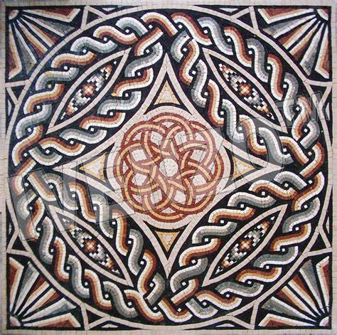 Mosaic Roman Pattern Ck039