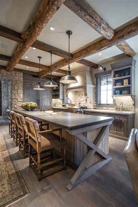 Kitchen Designers Utah by Dreamy Utah Mountain Retreat Boasting Rustic Yet