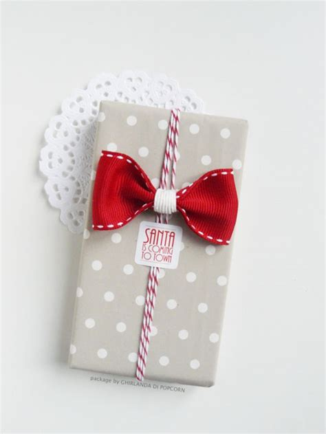 tempting ways   bows   christmas gifts