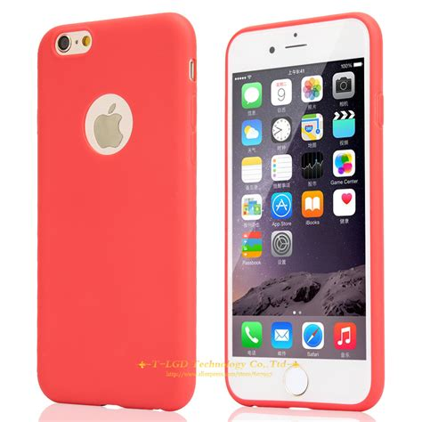 iphone 6 phone covers new arrival for iphone 6 colors soft tpu