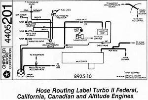 Reproduction Underhood Vacuum  U0026 Belt Labels
