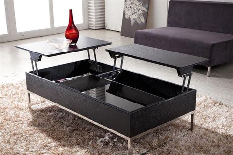 Find out the detailed images here. Double Lift Top Coffee Table in Regal Walnut   Roy Home Design