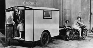 The Rudge And Its Caravan