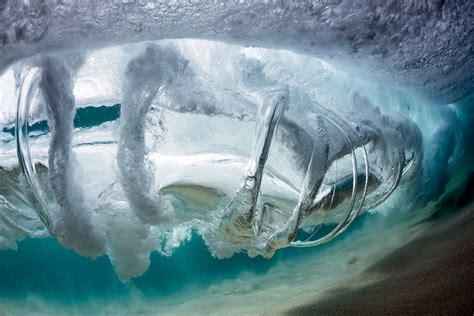 monumental waves crashing  australia  warren