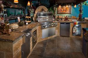 Custom & Semi-Custom Outdoor Kitchens - Galaxy Outdoor