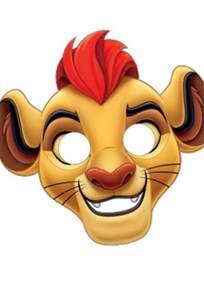 Lion Kion Guard Mask