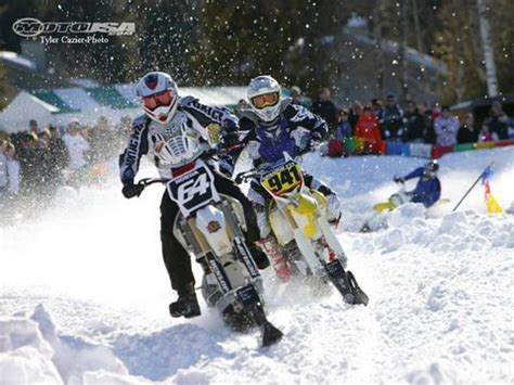 Ground Zero Snow Bike Race Report - YouTube