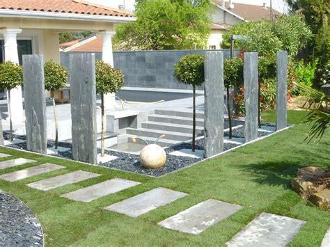 decor jardin maison idee de decoration jardin exterieur mc