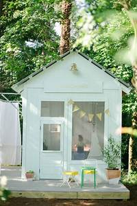 37 awesome outdoor kids playhouses that youll want to With decoration exterieur pour jardin 2 cabane jardin bois