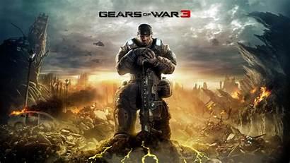 Gears War Computer