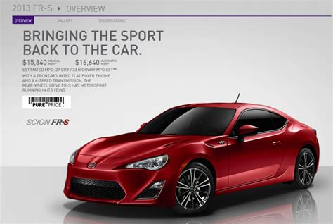 Scion Fr-s Forum / Subaru Brz Forum / Toyota 86 Forum And