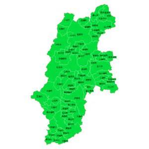 長野県:地籍調査状況マップ-長野県|地籍調査Webサイト