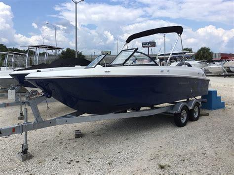 Deck Boat Element by 2018 New Bayliner Element E 21 Deck Boat For Sale
