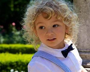 Cooltoddlerboyhaircutideas Children Hairstyle Curly