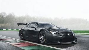 Wallpaper Lexus RC F GT3, 2017, Automotive, #6648