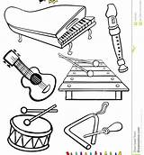 Coloring Instrument Bass Largemouth Instruments Musical Printable Getcolorings Getdrawings sketch template