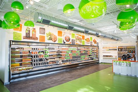 snap kitchen menu snap kitchen chicago opens with healthy grab and go