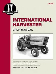 International Harvester  Farmall  3088  3288  3488 Hydro