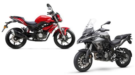 Modification Benelli X 150 by Benelli Tnt 150 And Benelli Trk 502 Tourer Come To