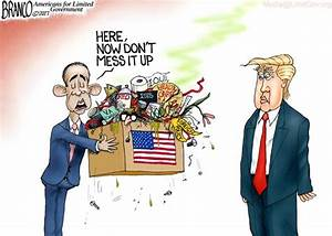 The Presidential Transition is coming up and Obama warns ...