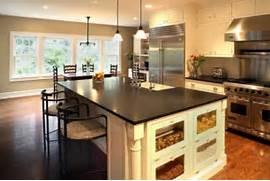 Kitchen Island Home Sunny Designs Bourbon Country Kitchen Island With Drop Leaf Long Kitchen Island Contemporary Kitchen NB Design Group Allmilmo Long Island At Kitchen Designs By Ken Kelly