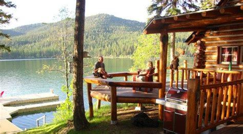 adorable log cabin  ashley lake  priv vrbo