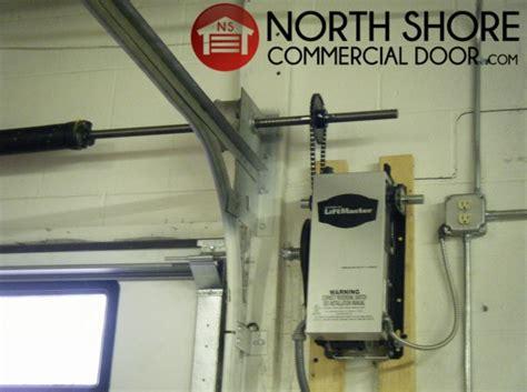 commercial garage door opener installation liftmaster commercial garage door ope search
