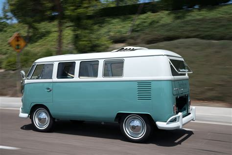 new volkswagen bus electric zelectrified meet the all electric 1964 volkswagen microbus