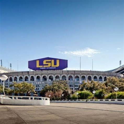 LSU, been there, never made it inside though | Lsu, Lsu ...