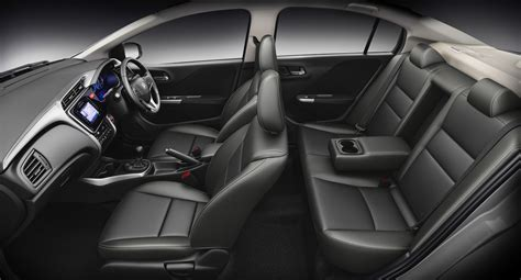 honda city    black interior launched  india