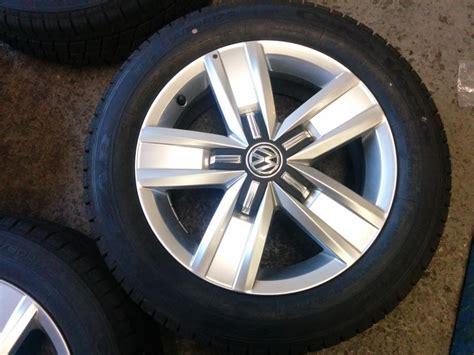 vw t6 wheels genuine alloy tyres