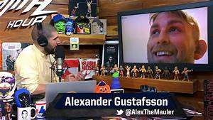 Alexander Gustafsson Suspects Jon Jones Was 'On Something ...