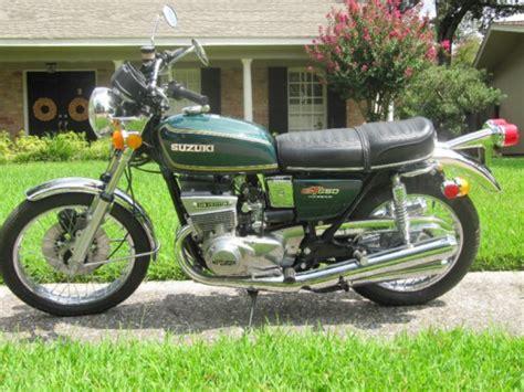 1976 Suzuki Gt550 by 0 None Zip Zilch 1976 Suzuki Gt550 Classic