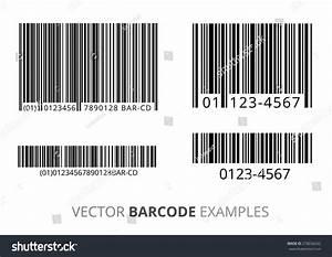 Barcodes Vector Set - 278658242 : Shutterstock