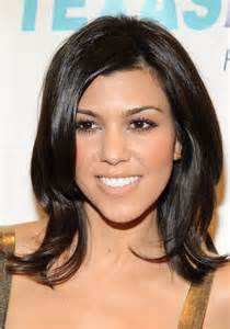 kourtney best hairstyles popsugar