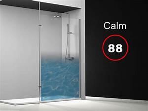 Paroi De Douche Sur Mesure : paroi de douche longueur 100 paroi de douche fixe ~ Nature-et-papiers.com Idées de Décoration