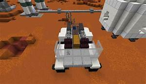 A Minecraft Mission to Mars - Minecrafters