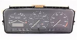 Speedometer Gauge Cluster 1990 Vw Passat 16v