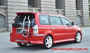 Mitsubishi Grandis Chariot Ralliart