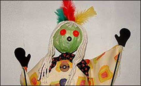 bbc norfolk kids   rod puppet step