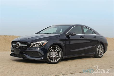 2017 Mercedes-benz Cla 250 4matic Review