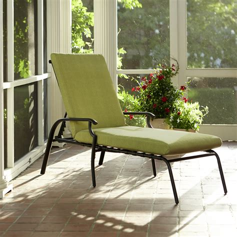 garden oasis rockford chaise lounge outdoor living