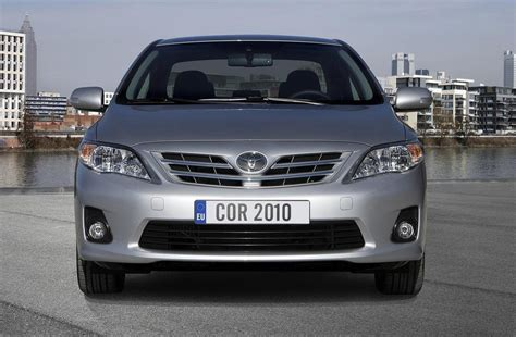 toyota international 2010 toyota corolla sedan update announced for australia