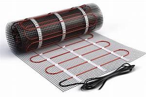 Chauffage Au Sol : chauffage par le sol lectrique prix d s avantages conseil ~ Premium-room.com Idées de Décoration